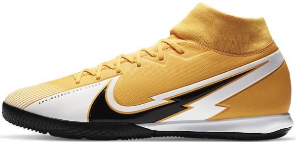 Nike Mercurial Superfly 7 Academy Indoor - Orange (AT7975801)