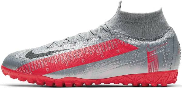 Nike Mercurial Superfly 7 Elite Turf - Grey