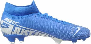 Nike Mercurial Superfly 7 Pro Firm Ground - Blau (AT5382414)