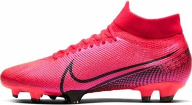 Nike Mercurial Superfly 7 Pro Firm Ground - Pink (AT5382606)