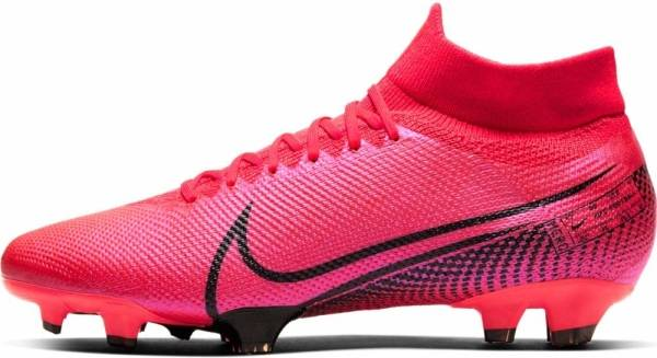 Nike Mercurial Superfly 7 Pro Firm Ground - Red