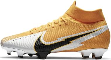 Nike Mercurial Superfly 7 Pro Firm Ground - Orange (AT5382801)