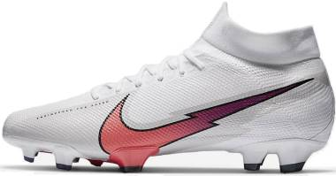 Nike Mercurial Superfly 7 Pro Firm Ground - White (AT5382163)