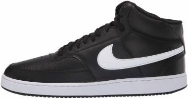 Nike Court Vision Mid - Black/White (CD5466001)
