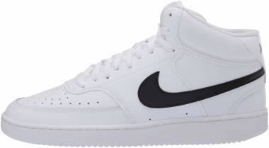 Nike Court Vision Mid - White (CD5466101)