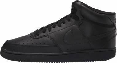 Nike Court Vision Mid - Black (CD5466002)