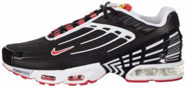 Nike Air Max Plus III - Black Track Red White (CJ0601001)