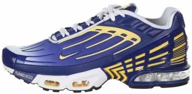 Nike Air Max Plus III - Blue/Gold (CW1417400)