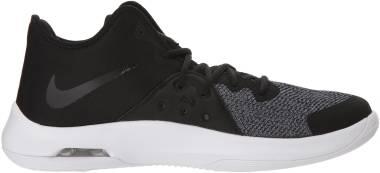 Nike Air Versitile III - Black/Black - White - Dark Grey (AO4430001)