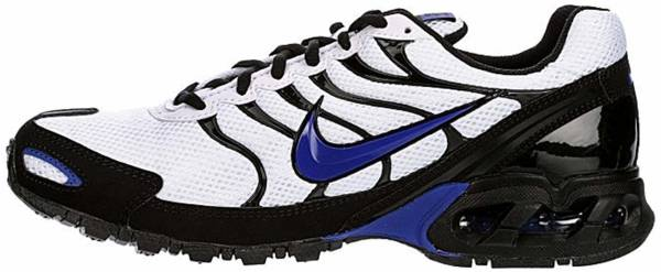 Nike Air Max Torch 4 - White Hyper Blue Black 100 (CW7026100)
