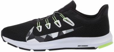 Nike Quest 2 - Black White Iron Green Ghost Green (CI3787010)
