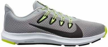 Nike Quest 2 - Lt Smoke Grey Black Barely Volt (CI3787011)