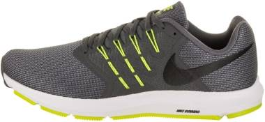 Nike Run Swift - Gris Wolf Grey Dark Obsidian Cool G 008 (908989007)