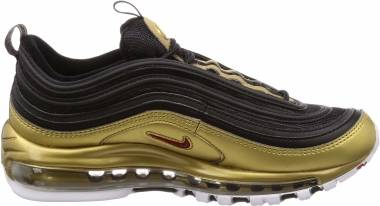 Nike Air Max 97 QS - Black, Varsity Red (AT5458002)