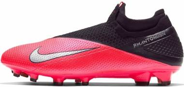 Nike Phantom Vision 2 Elite Dynamic Fit Firm Ground - Red