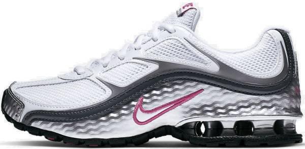 Nike Reax Run 5 - Grey White Pink