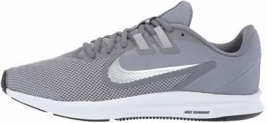 Nike Downshifter 9 - Cool Grey/Metallic Silver (AR4947004)
