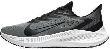 Nike Air Zoom Winflo 7 - Particle Grey White Black (CJ0291003)