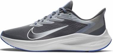 Nike Air Zoom Winflo 7 - Grey/Blue (CZ8673001)