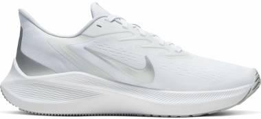 Nike Air Zoom Winflo 7 - Silver (CJ0302004)