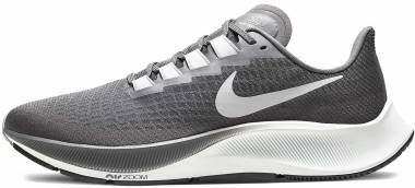 Nike Air Zoom Pegasus 37 - Particle Grey / Metallic Silver / Grey Fog (BQ9646009)