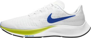 Nike Air Zoom Pegasus 37 - White / Racer Blue / Cyber / Black (BQ9646102)