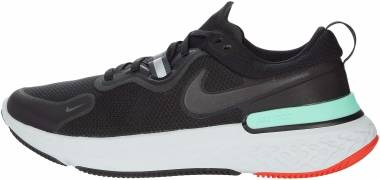 Nike React Miler - Black / Black / Iron Grey / Green Glow (CW1777013)