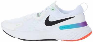 Nike React Miler - White Black Vapor Green Hyper Jade (CW1777102)