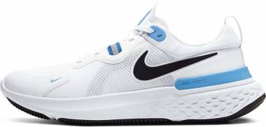 Nike React Miler - White (CW1777100)
