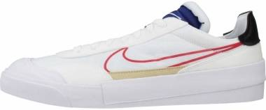Nike Drop-Type - Blanco Azul Royal Intenso Negro Rojo Universitario (CQ0989100)