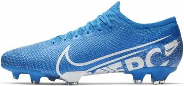 Nike Mercurial Vapor 13 Pro Firm Ground - Blue Hero/White (AT7901414)