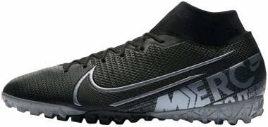 Nike Mercurial Superfly 7 Academy Turf - Black (AT7978001)