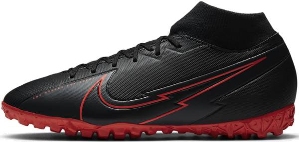 Nike Mercurial Superfly 7 Academy Turf - Black (AT7978060)