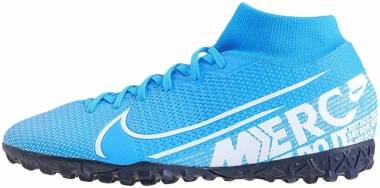 Nike Mercurial Superfly 7 Academy Turf - Blue (AT7978414)