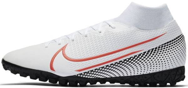 Nike Mercurial Superfly 7 Academy Turf - White (AT7978160)