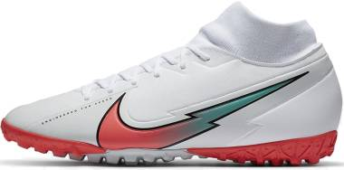 Nike Mercurial Superfly 7 Academy Turf - White (AT7978163)