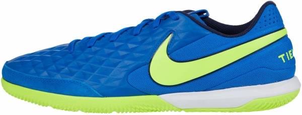 Nike Tiempo Legend 8 Academy Indoor - Blå (AT6099474)
