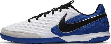 Nike Tiempo Legend 8 Academy Indoor - Weiß;Blau (AT6099104)