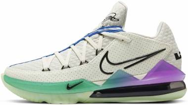 Nike Lebron 17 Low - Green (CD5007005)