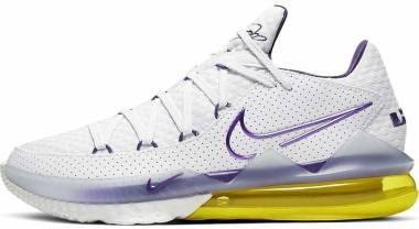 Nike Lebron 17 Low - White (CD5007102)