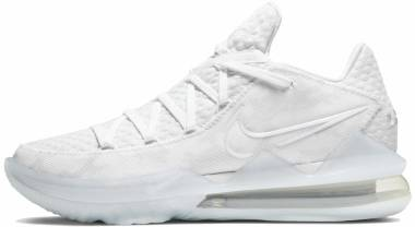 Nike Lebron 17 Low - White (CD5007103)
