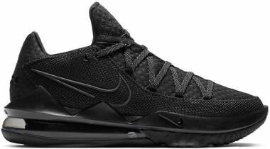 Nike Lebron 17 Low - Black/Black/Black (CD5007003)