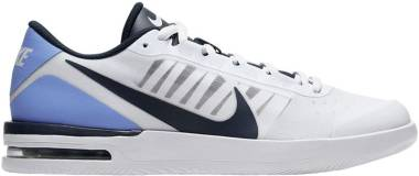 NikeCourt Air Max Vapor Wing MS - White/Royal Pulse/Obsidian (BQ0129106)