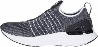 Nike React Phantom Run Flyknit 2 - Black/White (CJ0277003)