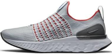 Nike React Phantom Run Flyknit 2 - Grey (CJ0277007)