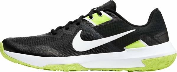 Nike Varsity Compete TR 3 - Dk Smoke Grey White Black Volt (CJ0813004)
