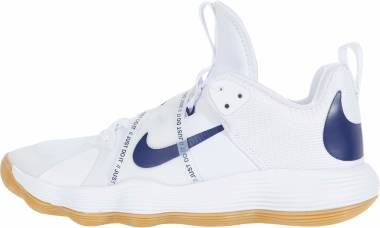Nike React HyperSet - White/Blue Void-gum Light Brown (CI2956141)