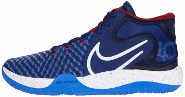 Nike KD Trey 5 VIII - Blue Void White Racer Blue (CK2090402)