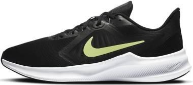 Nike Downshifter 10 - Black Volt Glow University Gold White (CI9981009)