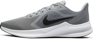 Nike Downshifter 10 - Particle Grey Black Grey Fog White (CI9981003)